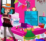 Cerise Hood Bedroom Cleaning