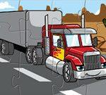 Kids Truck Jigsaw