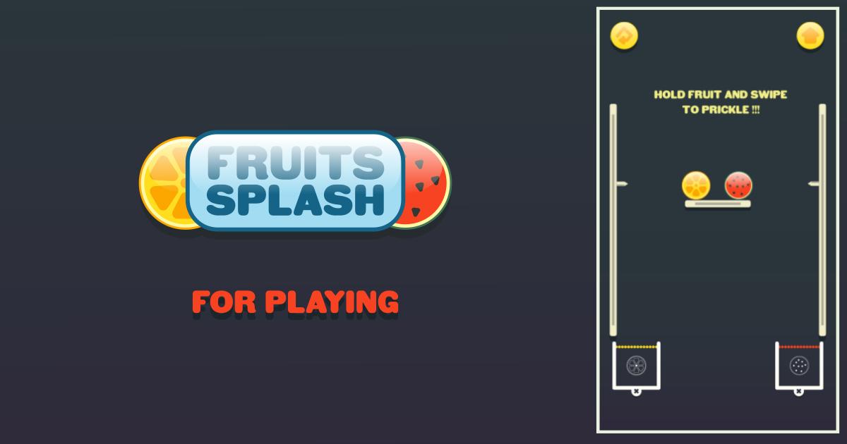 Image Fruits Splash
