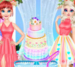 Wedding Cake Master
